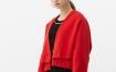 Marisfrolg玛丝菲尔羊毛2020年冬季新款时尚气质小香风短款外套女