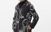 Marisfrolg/玛丝菲尔白鹅绒2020年冬季新款女装黑色中长款羽绒服