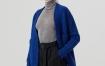 Marisfrolg/玛丝菲尔女装冬季新款专柜同款毛针织衫