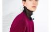 Marisfrolg/玛丝菲尔女装圆领羊驼毛混纺连衣裙冬季新款专柜正品