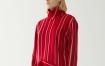 Marisfrolg玛丝菲尔羊毛2018冬季新款休闲时尚高领毛针织衫毛衣