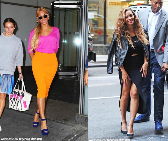 """可以穿出来的苗条 """"微胖界""""女子显瘦穿衣经"""